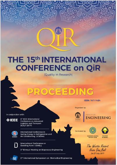 QiR 2017 Proceeding